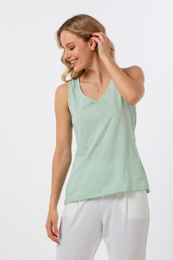 Bellino,  Μπλούζα βαμβακερή (ΒΕΡΑΜΑΝ, L)