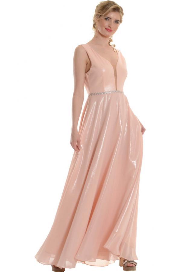 Bellino,  Φόρεμα cocktail με θηλυκό ντεκολτέ (ΣΟΜΟΝ, L)