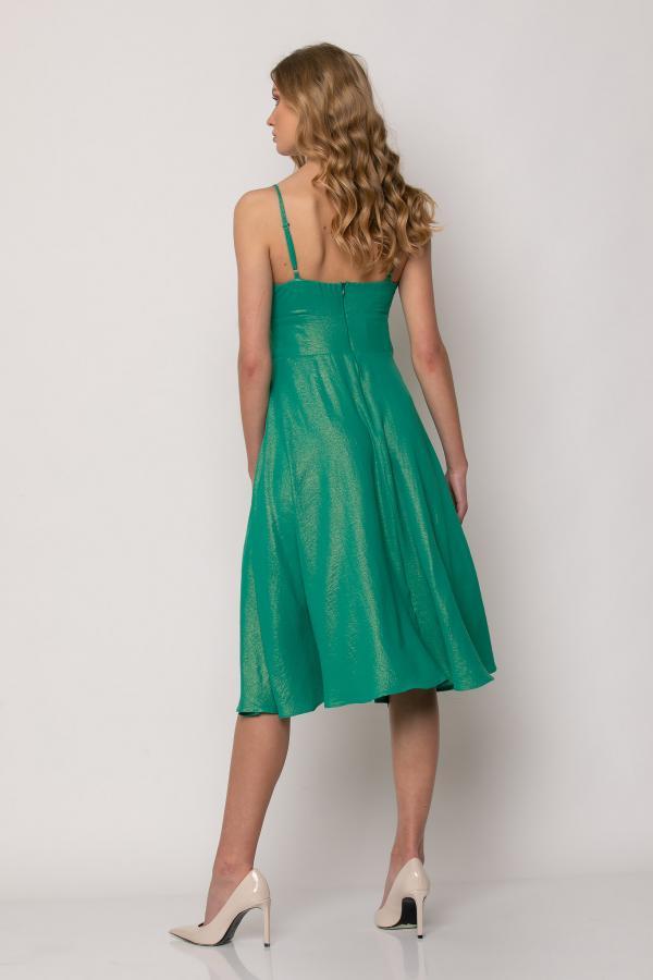 Bellino,  Φόρεμα cocktail maxi (ΠΡΑΣΙΝΟ, L)