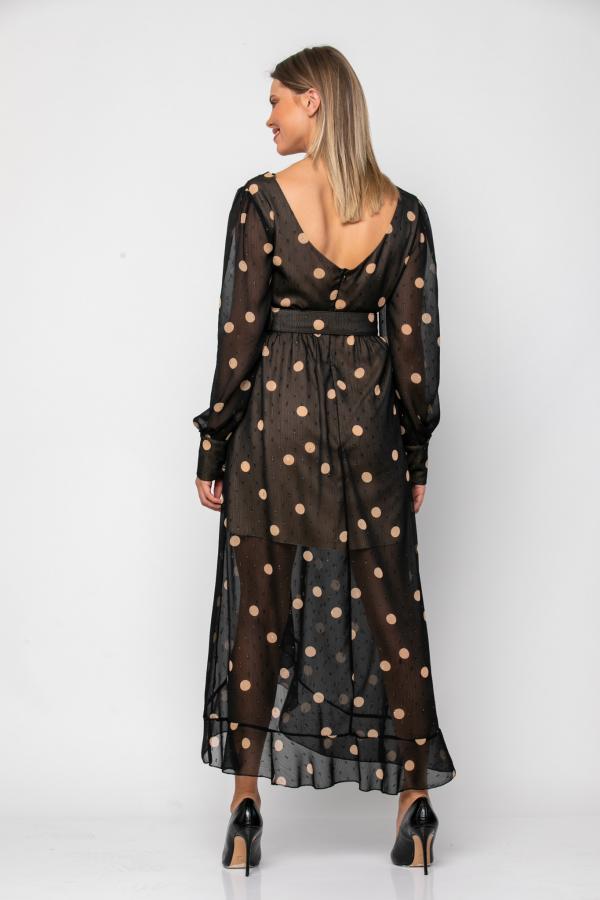 Bellino,  Φόρεμα midi κρουαζέ (ΚΑΜΕΛ, XXXL)