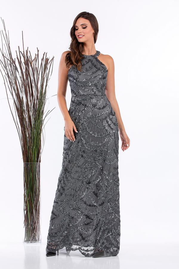 Bellino,  Φόρεμα αμπιγιέ (ΓΚΡΙ, M)