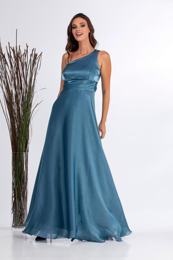 Bellino,  Φόρεμα cocktail maxi (ΙΝΤΙΓΚΟ, M)