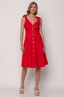 Bellino,  Φόρεμα midi (ΚΟΚΚΙΝΟ, L)