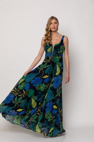 Bellino,  Φόρεμα cocktail (ΜΠΛΕ, M)