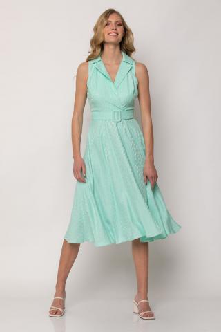 Bellino,  Φόρεμα σατέν midi σε  κλος γραμμή (ΒΕΡΑΜΑΝ, L)