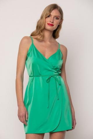 Bellino,  Φόρεμα κρουαζέ (ΠΡΑΣΙΝΟ, L)