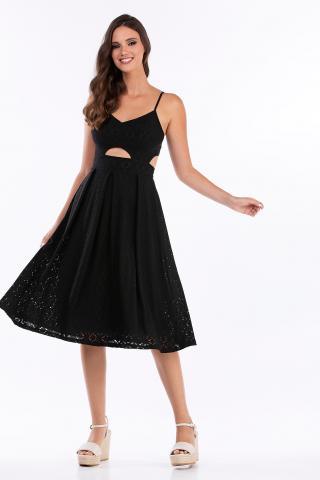 Bellino,  Φόρεμα midi (ΜΑΥΡΟ, L)