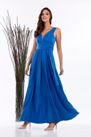 Bellino,  Φόρεμα cocktail σατέν (ΙΝΤΙΓΚΟ, XXXL)