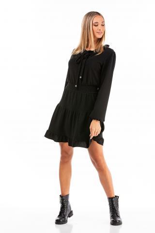 Bellino,  Φόρεμα mini (ΜΑΥΡΟ, M)