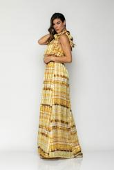 Bellino,  Φόρεμα (ΚΙΤΡΙΝΟ, L)