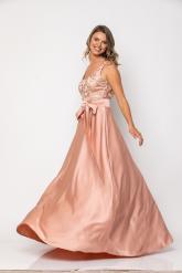 Bellino,  Φόρεμα (ΣΑΠΙΟ ΜΗΛΟ, L)