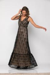Bellino,  Φόρεμα (ΜΑΥΡΟ, L)