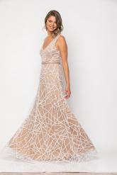 Bellino,  Φόρεμα (ΕΚΡΟΥ, L)